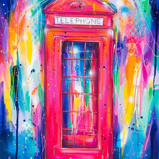 London Telephone Pop
