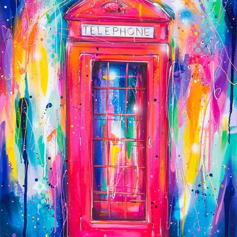 London Telephone Pop