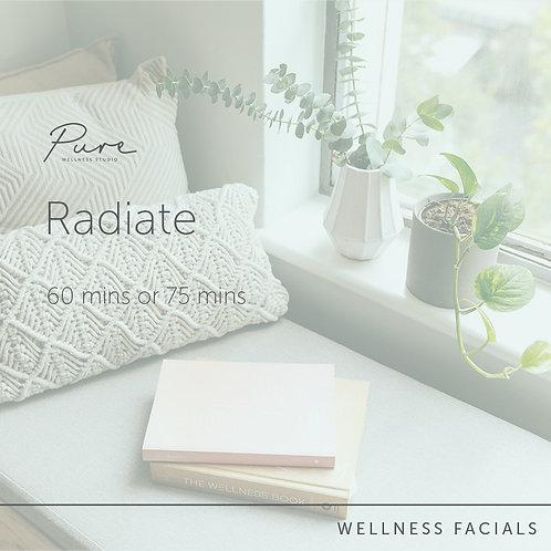 Radiate Facial