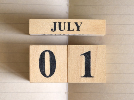 What changes on 1 July 2021?