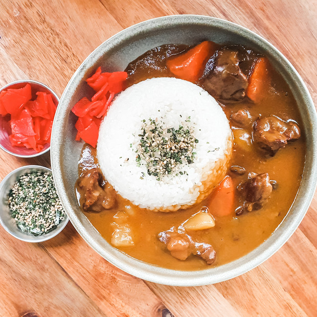 Beef Japanese Curry