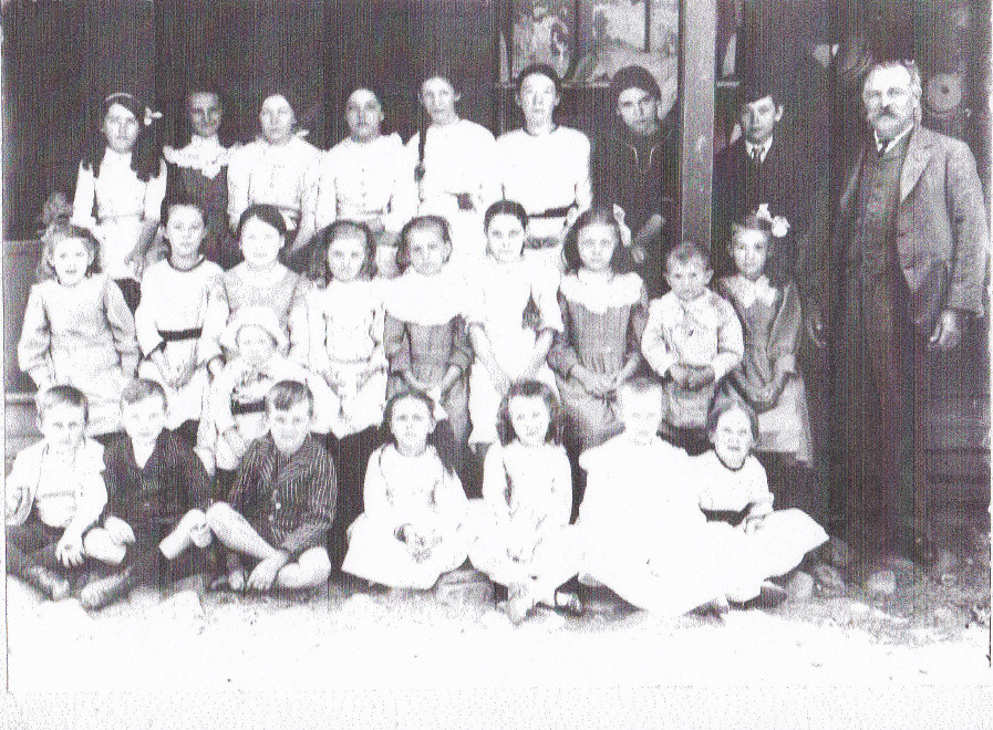 Moonan Brook Public School, 1913 - 1914