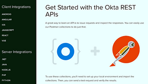 How to pull data from OKTA API example