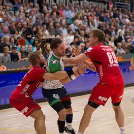 Dagens kamp: HC Midtjylland vs. KIF Kolding København.