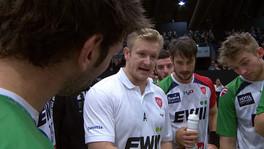 Sejr i Herning, med Boesen på bænken!