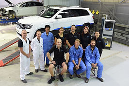 Smash Repair Team Bathurst