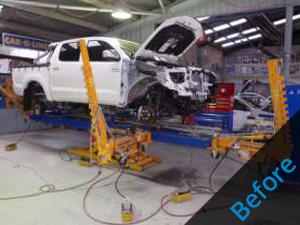 Smash Repairs, panel beaters Bathurst
