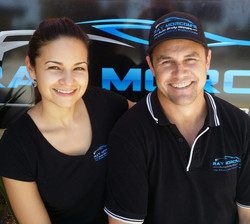 Ray Morcoms. Insurance Specialists.