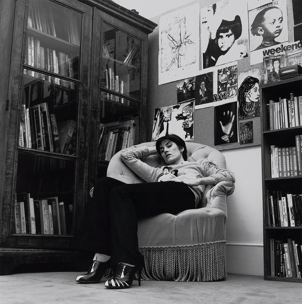 Bella Freud, Sainsburys Magazine UK, Islington London, 1997, Vintage Archival Print