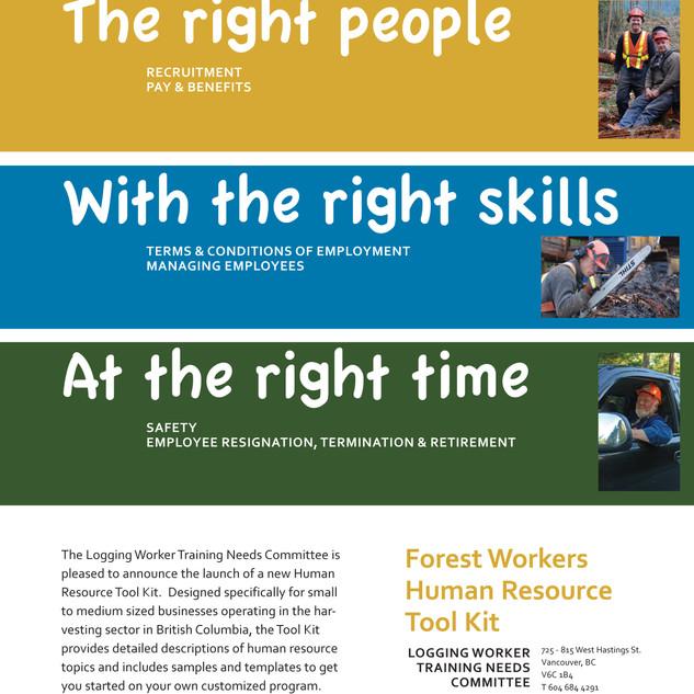 HR Tool Kit Promo Flyer