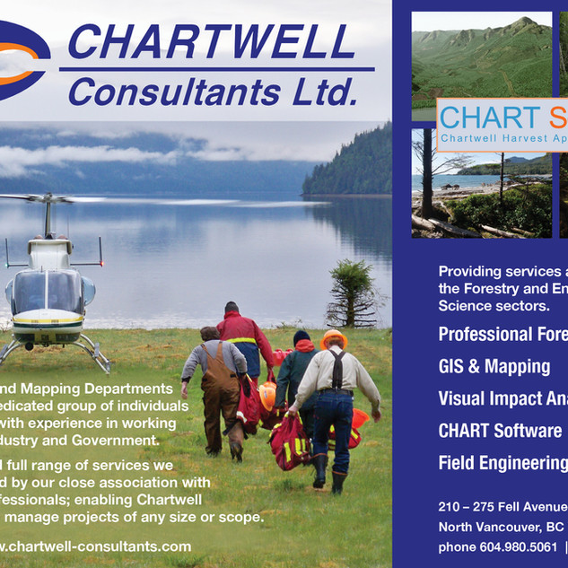 Chartwell Post Card