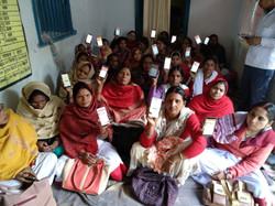 Training ASHAs in Uttarakhand