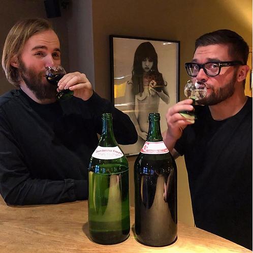 Doppelpackung Freundschaft Doppler 2 Flaschen a´ 2l