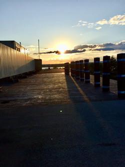 SBS Modified Bitumen 2-ply system