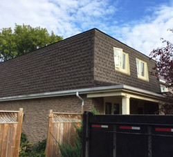 mansard HD shingle roof