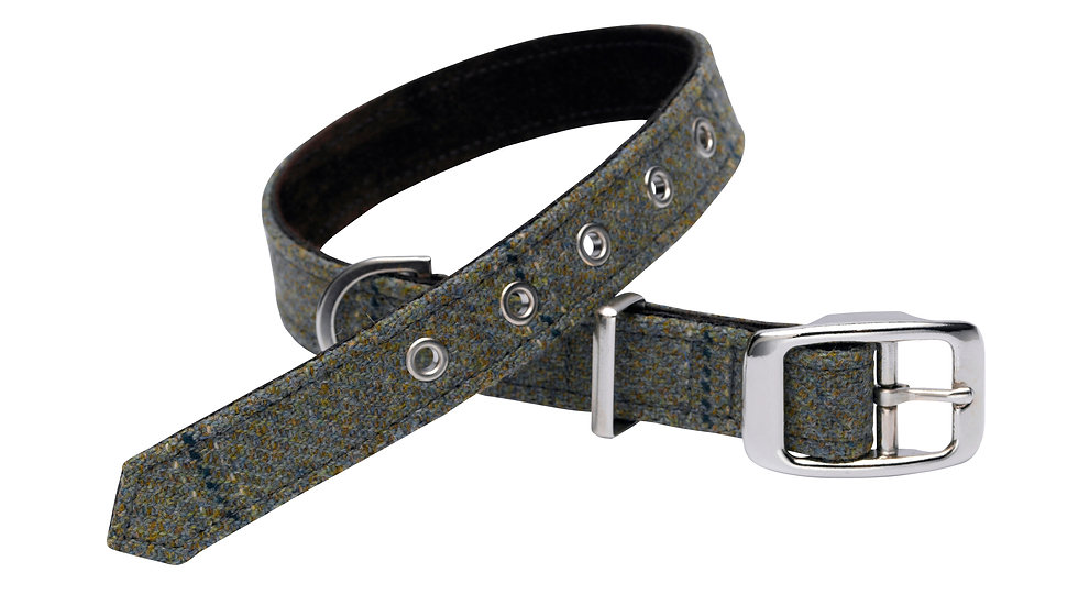 Digby Tweed Collar