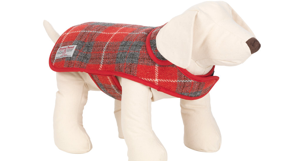 Hoxton Tartan Coat