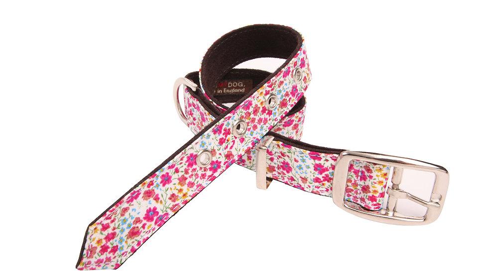 Amberley Liberty Print Dog Collar