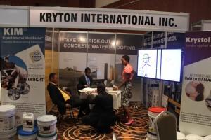 Kryton in West-Africa – Concrete Logistics Ltd.