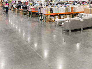 5 Reasons why your next concrete floor should be a Seal Hard Floor.