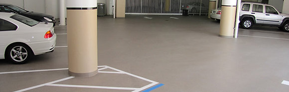 SPARTACOTE™ QUARTZ Polyaspartic Resinous Flooring