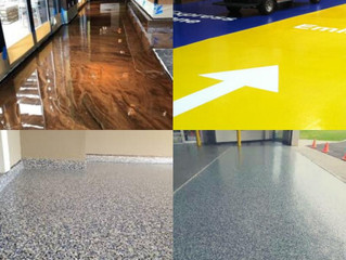 SPARTACOTE™ resinous flooring and decorative finishes