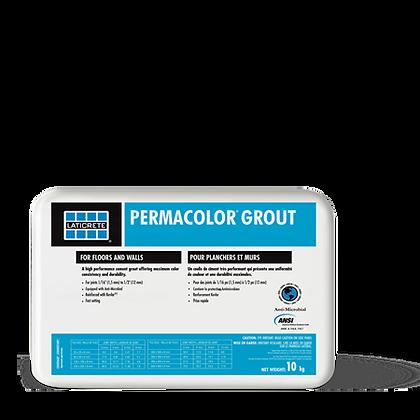 LATICRETE PERMACOLOR® Grout
