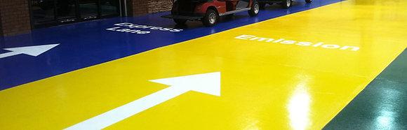 SPARTACOTE™ GUARD Polyaspartic Resinous Flooring
