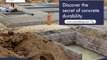 Discover the Secrete of Concrete Durability