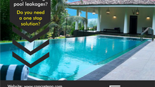 How to detect and Repair Pool Leakages