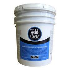 LARSEN Weld-Crete® Concrete Bonding Agent