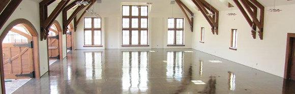 SPARTACOTE™ SEAL Polyaspartic Resinous Flooring