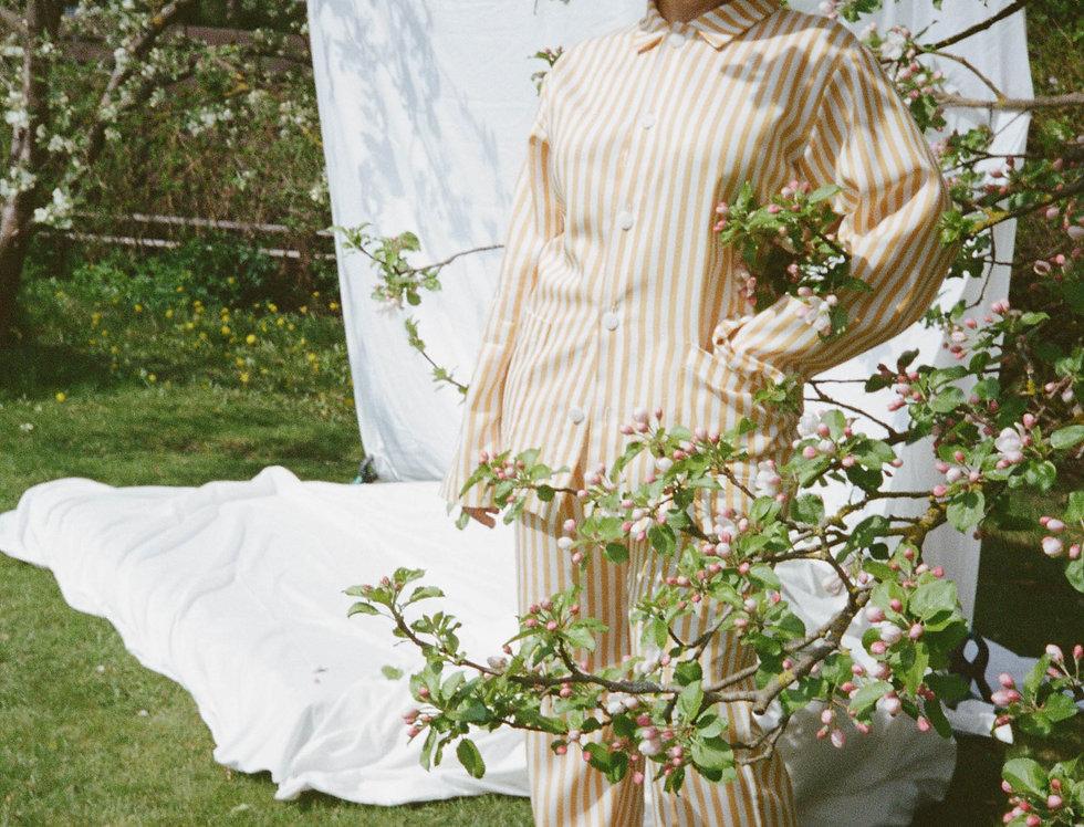 Batch N.2 Pyjama Unisex - Sonnengelb