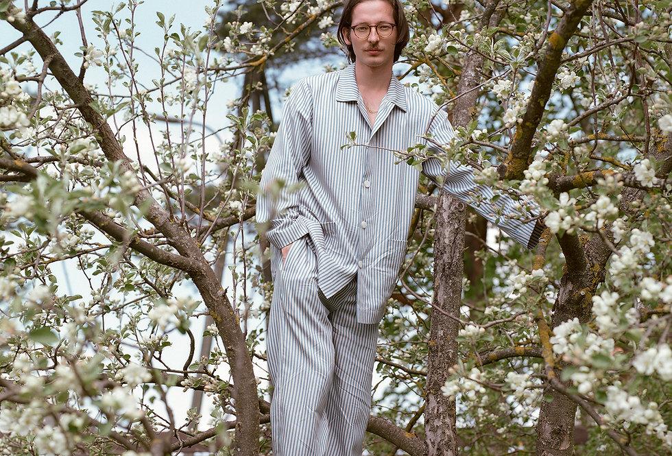 Batch N.2 Pyjama Unisex - Ozeanblau