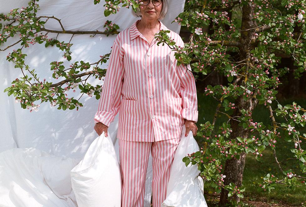 Batch N.2 Pyjama Unisex - Lachsrosa