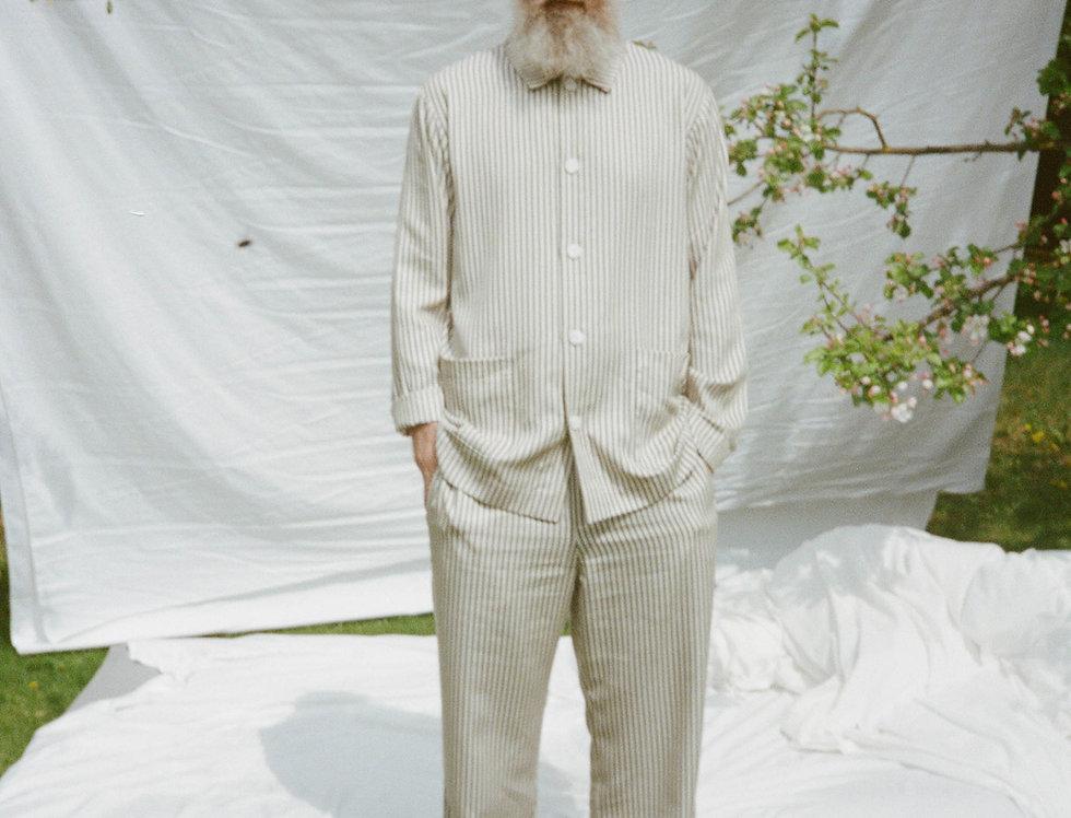 Batch N.2 Pyjama Unisex - Moosgrün