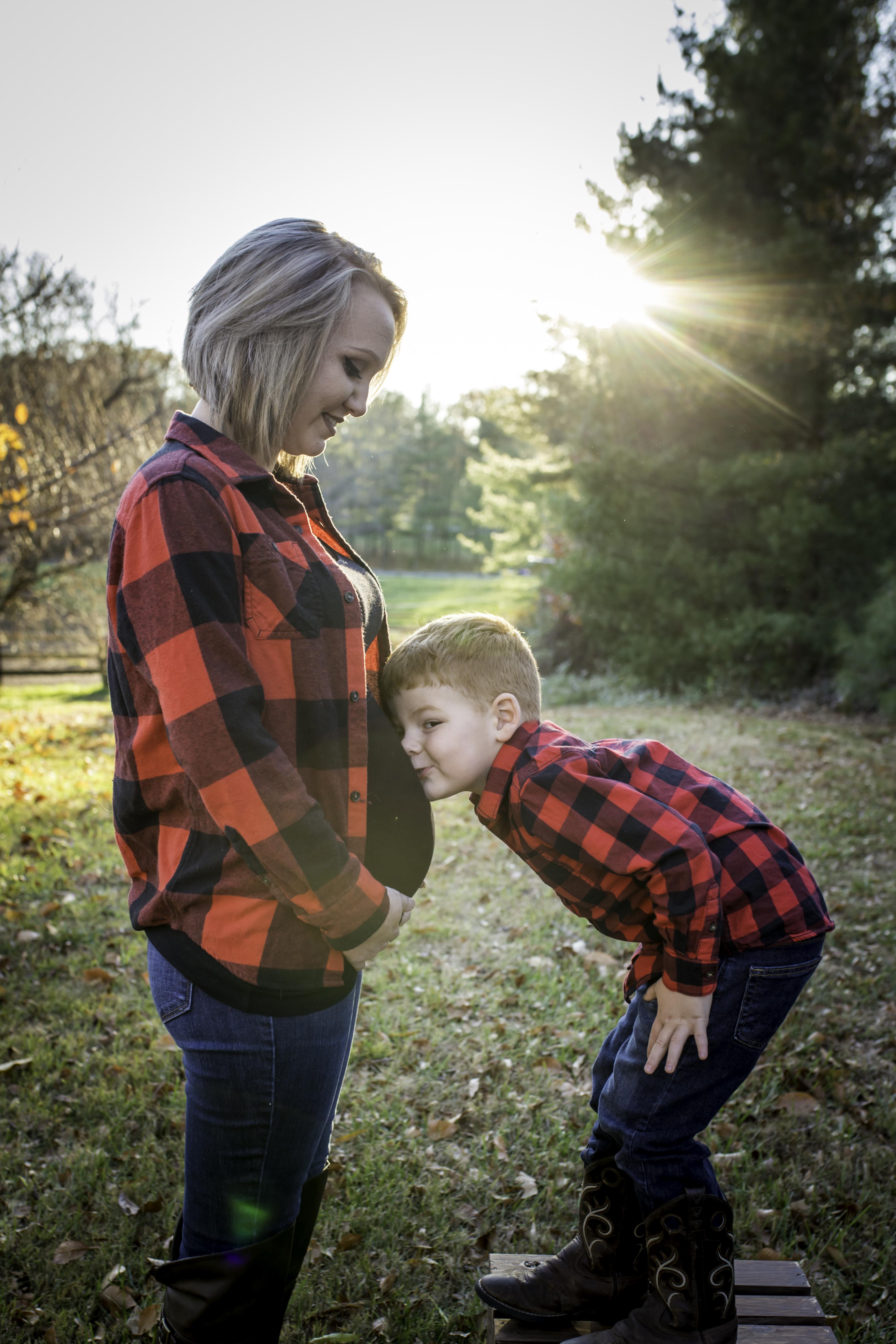 Christmas & Maternity