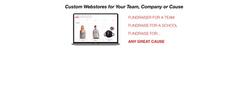 Custom Webstore