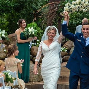 Thomas/Redden Wedding
