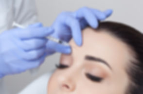 The doctor cosmetologist makes the Rejuv