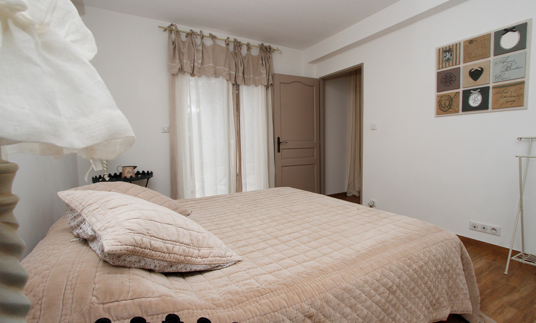 Appartement 2 chambres Cosy