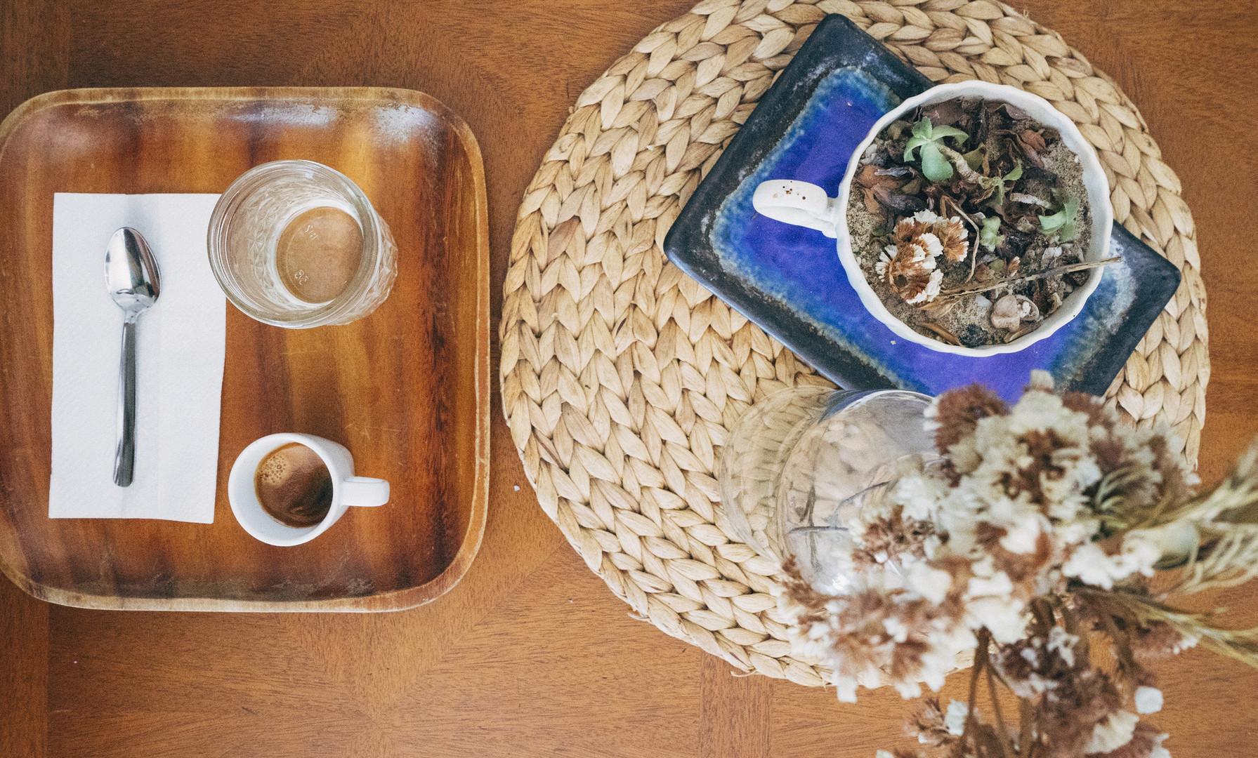 Breakfast Mas Du Soleil