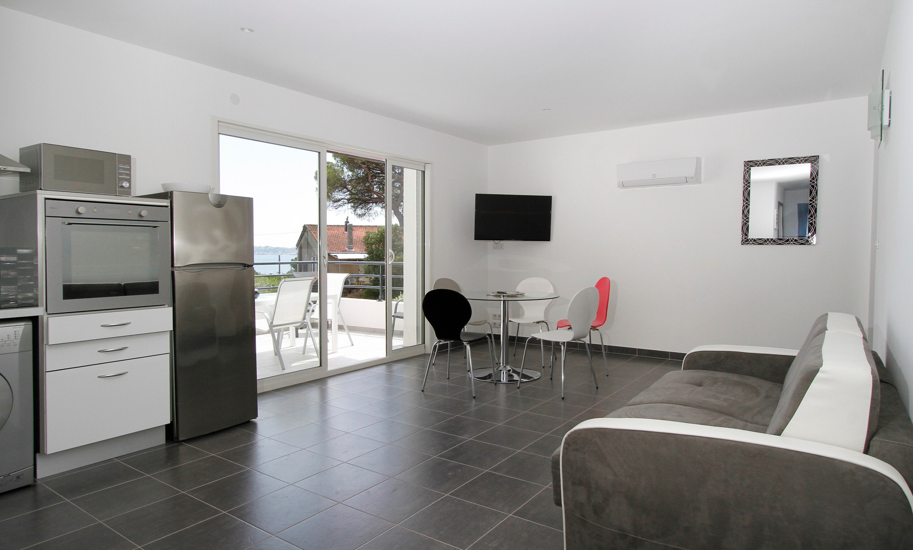 Appartement 2 chambres Home 2