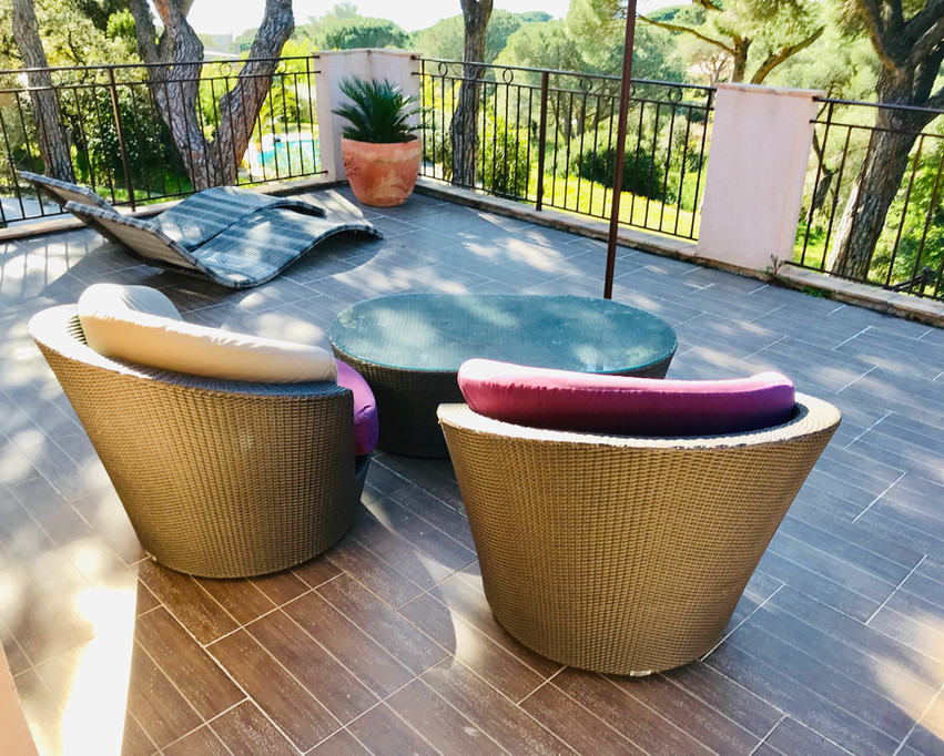 La Suite terrasse