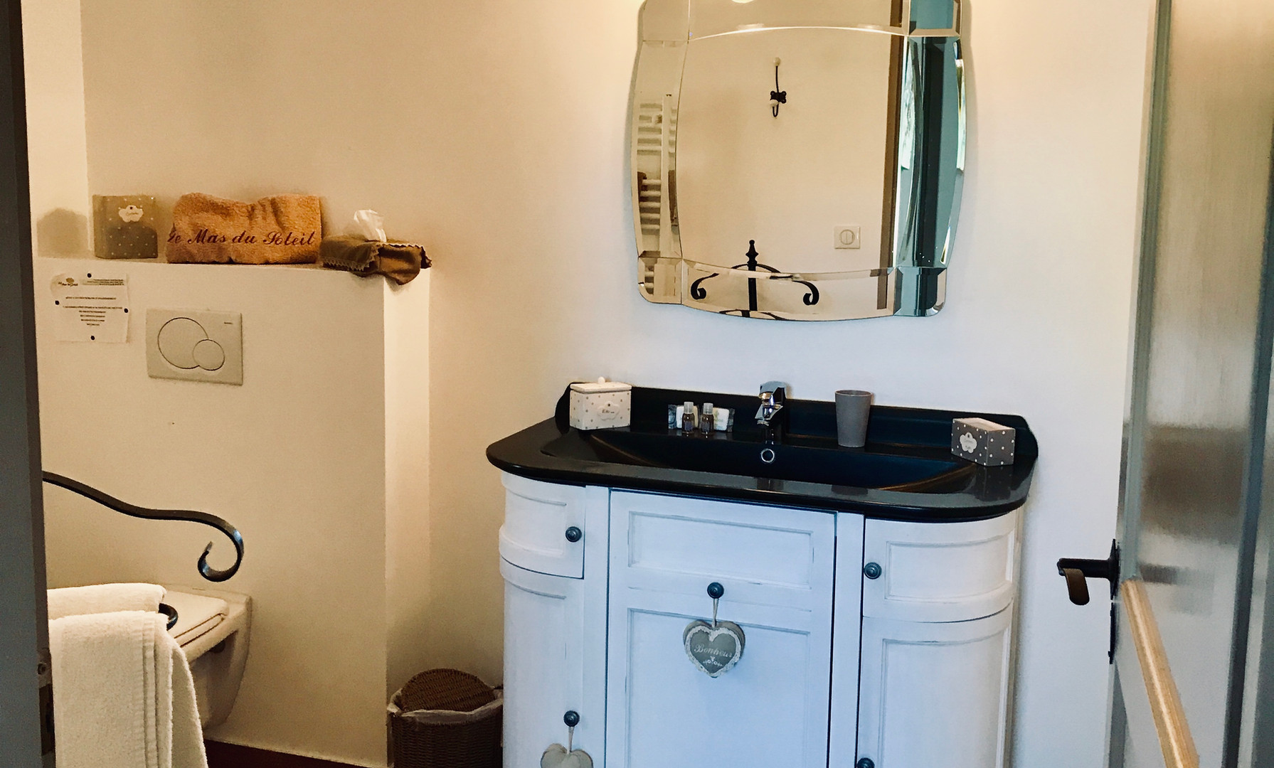Appartement 2 chambres Cosy salle de bain