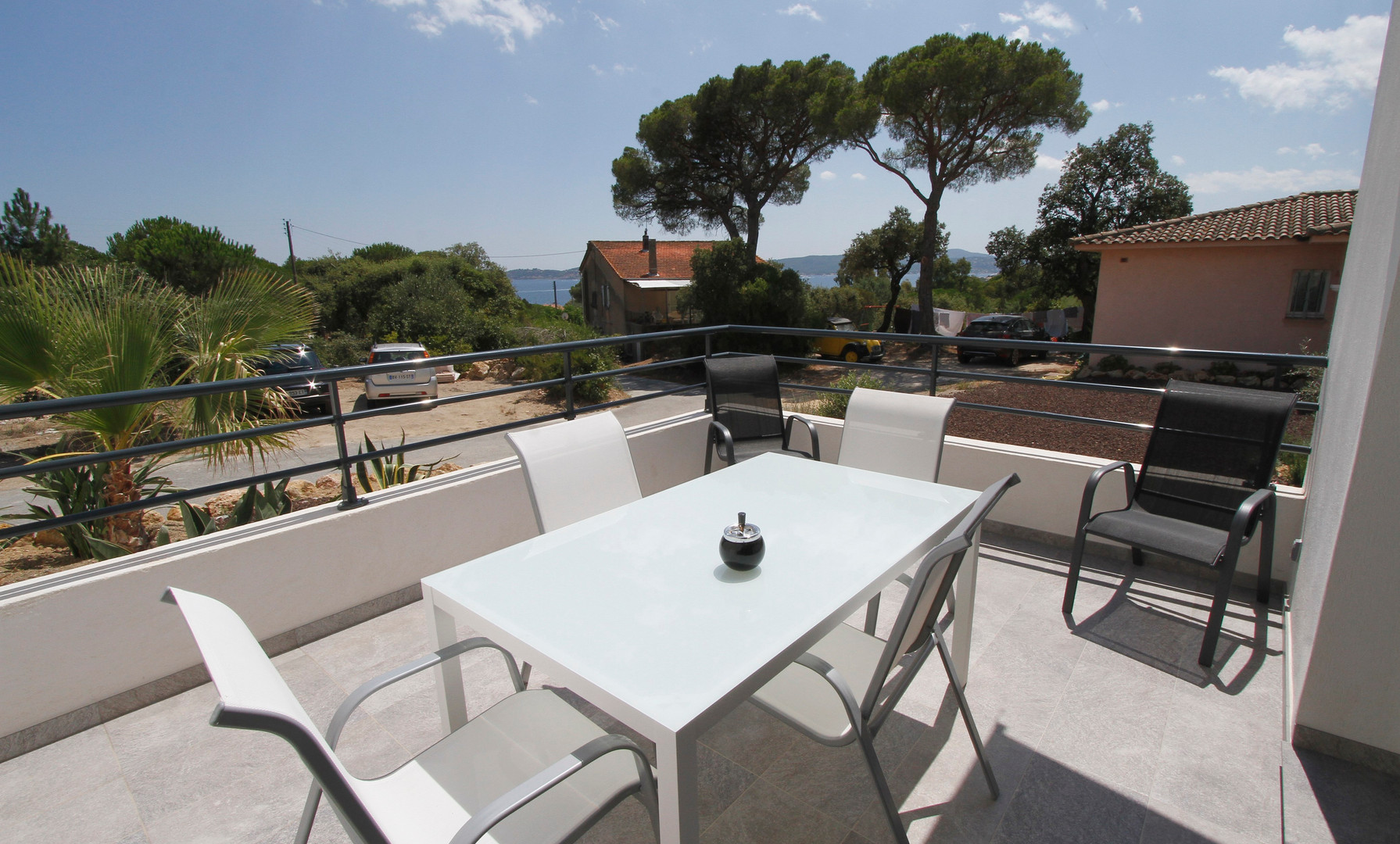 Appartement 2 chambres Home 2 terrasse