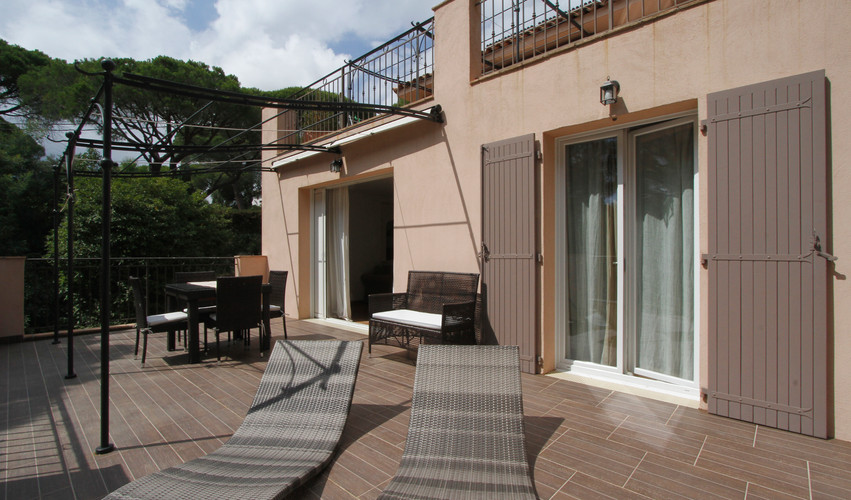 Appartement 2 chambres Cosy terrasse