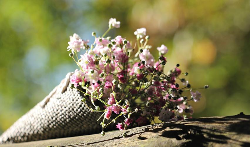 Fleur en bouquet