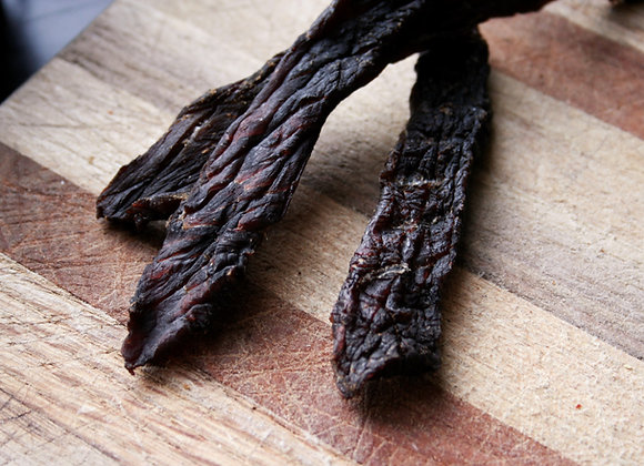 Whiskey Valley Hickory Beef Jerky