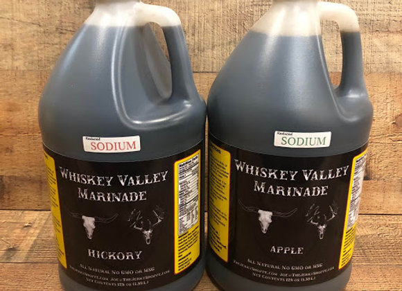 Whiskey Valley Marinade - 1 Gallon